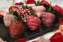 it's a strawberry affair..
