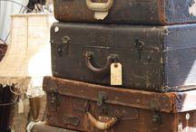 Vintage bagage