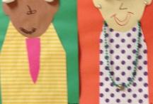 Teaching - Grandparent's Day / by Renee Adams
