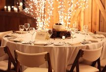 Идеи оформления для свадьбы