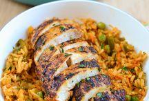 Slimming World - Rice Dishes