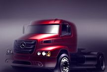 Sketch Truck