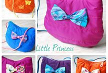 Little girls' accessories / purses and accessories for little princesses
