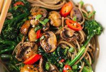 Pasta, Noodles, & More