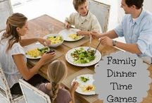 Family Night / Family games & things to do..