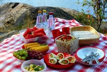 Vegetarian Picnic Ideas / Vegetarian Recipes for a Happy Day! :)