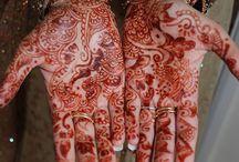 Mehndi Wedding Art