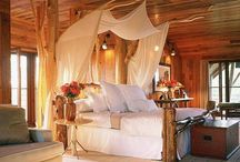My Favorite Stuff for the Bed & Breakfast & Log Cabin / About me