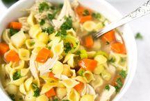 Suppen/ Eintöpfe
