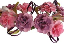 Sugar Flowers for Cake Decorating / Gum paste sugar flowers  - used for cake decorating, made as a form of art or a craft