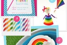 Rainbow Party Ideas / by Catherine Joy - Serendipity Soiree