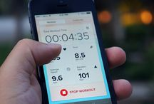 Mobile UI \\ Sports, Workout