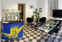 Studio grafico / Foto dell'ufficio in Via San Gottardo 40 a Muralto (TI) Svizzera