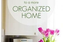 Clean and Organize / by Stephanie McCoy Martin
