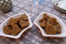 Appetizers / Stuzzichini, salatini, finger food & co.