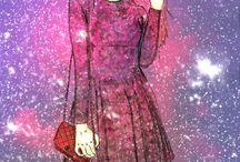 Fashion illustration MagdalinaRoshina / My drawing