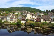 Bienvenue en Corrèze ! / La diversité des paysages corréziens : nature, villages traditionnels...