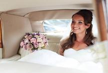 {wedding car}