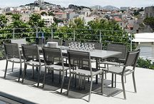 Outdoor Furniture Design / Beautiful patio and outdoor furniture for the home