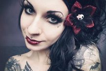 Gothic Beauty's