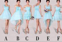 Wedding stuff / Dresses