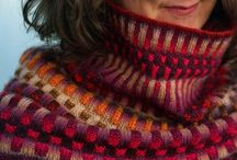 Corrugated Ribbing Knitting