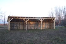 """For The """"Dream"""" Barn / Barn, Stable and Run-In Ideas. / by Renee Brown"""