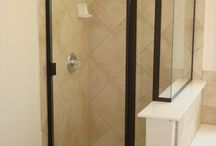 Framed Showers / With a host of options, homeowners and contractors can match any existing shower enclosures. Whether you want to simply replace an old shower door or create an entirely new space, FGM has the experience to to the job.