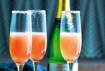 Skønne drinks til hverdag & fest / Elsker alle mulige festlige former for drikkelse - eneste regel er at det bare ikke må være kedeligt!
