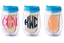 All things monogrammed. / by Catherine Adcox
