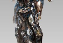 Armors and Suits