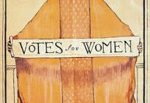 Vintage Women's Rights Posters