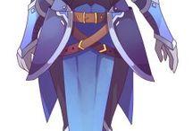 anime armor ideas