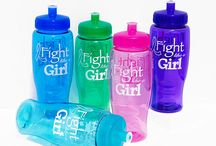 Fight Like A Girl! / Fight Like a Girl Products Support Women Fighting Cancer / by Choose Hope