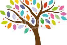 樹木イラスト