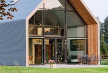 Cabin Fever-Chalet architecture / Tiny houses