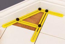 regla regulable encuadrar piso falsa escuadra