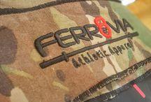 FerroVia Athletic Apparel Merchandise