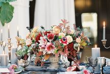 Table Designs at Ebell