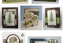 Lovely as a Tree-Stampin' Up!