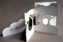 Cards - Pop-up Kirigami / by Terri Albrecht