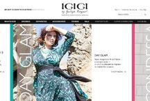 Press and Presence / Press that features IGIGI / by IGIGI