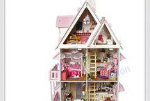 кукла дом