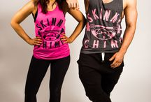 Pink / Pink Chimp! ..... everyone knows a pink lover   www.skinnychimp.co.uk