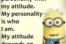 Minions and other despicable things