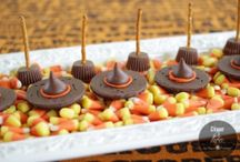 Fall Ideas / Ideas for celebrating fall! All things pumpkin, football, Halloween, and Thanksgiving.