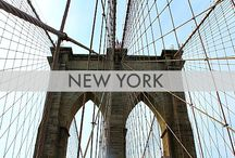 (Travel) Visit New York / Visiting New York isn't one of those things you do once. You come back again and again. Food. Art. History. Culture. Funk. New York has it all and more.