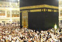 Mekke - Medine / islam Aleminin Hac ve Umre yaptığı Kutsal Yerler