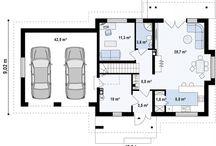 Dom - projekty, pomysły