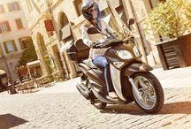 Xenter / Şehir içindeki tarz sahibi yol arkadaşınız; 150 cc, 4 zamanlı motoruyla yüksek tekerlekli Xenter.